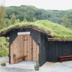 Gamma til Tuftegarden 4H-gard og Freidig 4H på Viksdalen har vore mykje brukt sidan den vart oppført sommaren 2010 - foto Åge Avedal